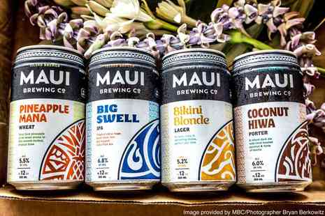 Maui Brewing Company year-round beers