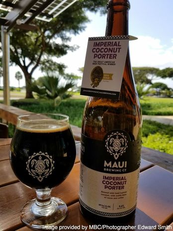 Maui Brewing Company Imperial Coconut Porter