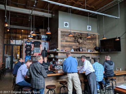 Cellarmaker Brewing Taproom